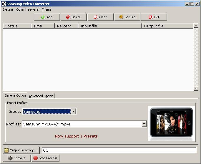 samsung video converter image