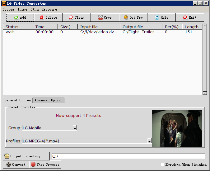 LG Video Converter image